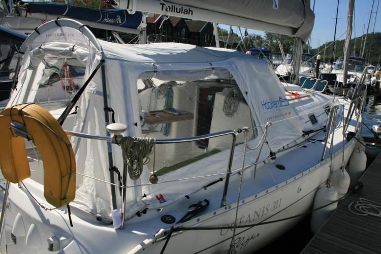 HABITENT Universelle Kuchenbude bei Sails24 - Die Online
